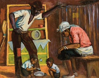 Lot 56 - George Pemba (South Africa 1912-2001)