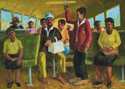 Lot 2 - George Pemba (South Africa 1912-2001)