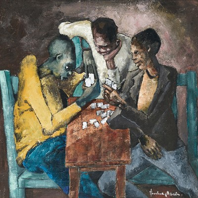 Lot 61 - Sidney Beck (South Africa 1936-)