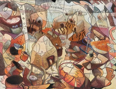 Lot 93 - Robert Slingsby (South Africa 1955-)