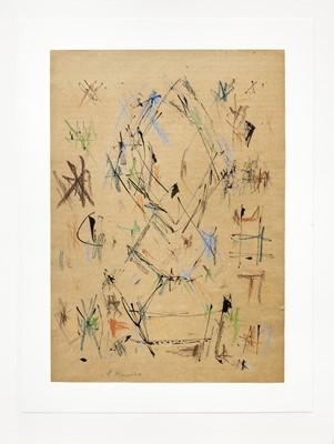 Lot 37 - Ernest Mancoba (South Africa 1904-2002)